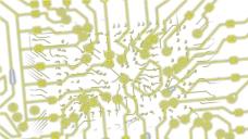 网状装饰视频素材