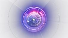 光环装饰视频素材