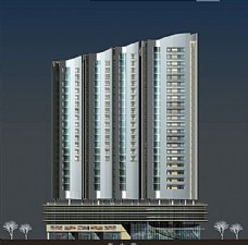 国际市长大厦 设计方案 DWG_0018