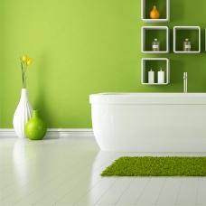 家居家装绿色清新主图