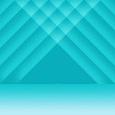 淡雅几何双十二主图