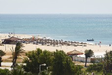 突尼斯海岸风景