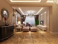 简单客厅设计