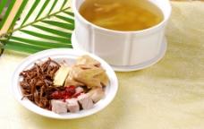 茶树菇炖老鸽图片