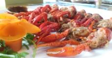 椒盐小龙虾图片