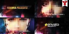 音乐类电视包装动画