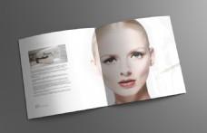 化妆品 微整形 公司画册