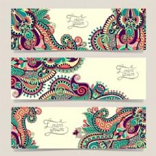 装饰花纹+少数名族风格