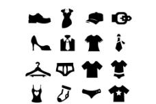 服装图标图片