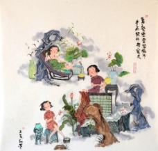 民国名媛图图片