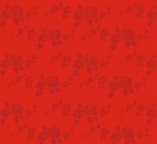 矢量玫瑰花底纹图片