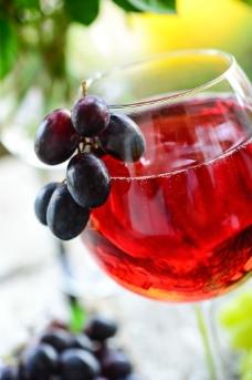 红葡萄酒图片素材