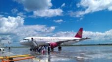 海拉尔机场图片