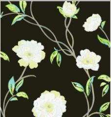 花卉花枝叶子图片
