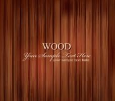 木制条纹背景矢量图片