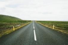 风景之大路背景图