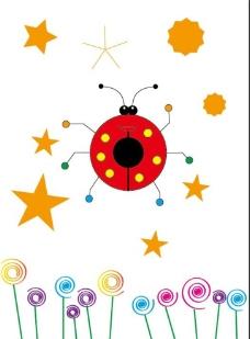 七星瓢蟲圖片