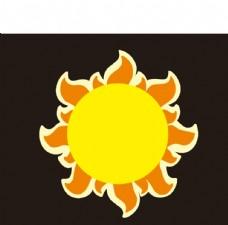 亞克力太陽花燈圖片