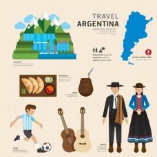 阿根廷文化元素