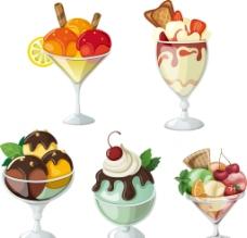 冰淇淋素材圖片