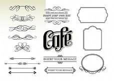 欧式文字设计