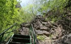 峡谷扶梯图片