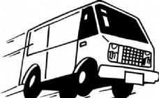 汽车 交通工具 矢量素材 EPS格式0082