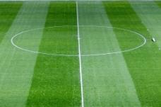 足球场地摄影