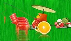 绿色蔬菜水果图片