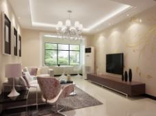 现代 简约  客厅  装修图片
