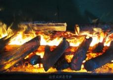 伏羲电壁炉图片