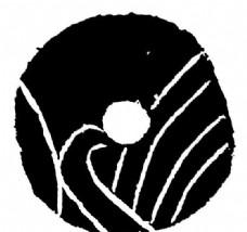 商周时代版画 装饰画 矢量 AI格式0560