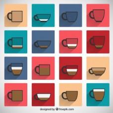各种咖啡种类