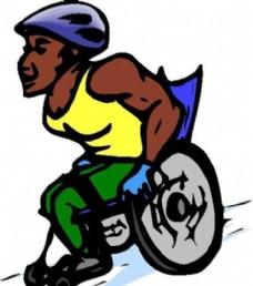 运动人物 体育世界 矢量 EPS0179