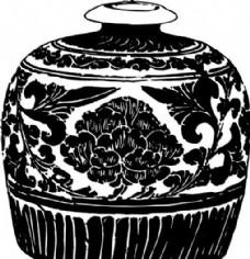 两宋时代 版画 装饰画 矢量 AI格式0036